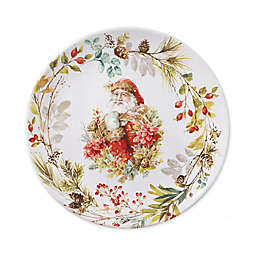 Certified International Our Christmas Story Dinner Plates (Set of 4)