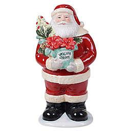 Certified International Our Christmas Story Santa 56 oz. Cookie Jar
