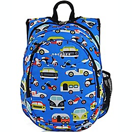 Obersee Pre-School All-In-One Transportation Backpack with Cooler in Blue