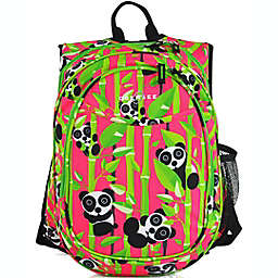 Obersee Preschool All-in-One Backpack for Kids with Insulated Cooler in Panda