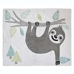 "Sweet Jojo Designs® Sloth 30"" x 36"" Accent Rug"
