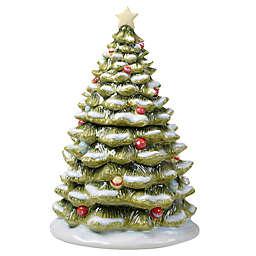 Certified International Evergreen Christmas Tree 64 oz. Cookie Jar