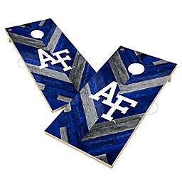 United States Air Force Academy Falcons Herringbone Cornhole Set