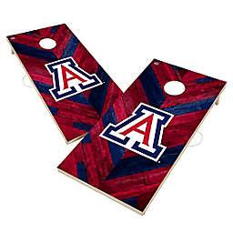 University of Arizona Wildcats Herringbone Cornhole Set