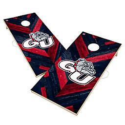 Gonzaga University Bulldogs Herringbone Cornhole Set