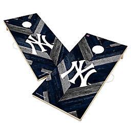MLB New York Yankees Herringbone Cornhole Set