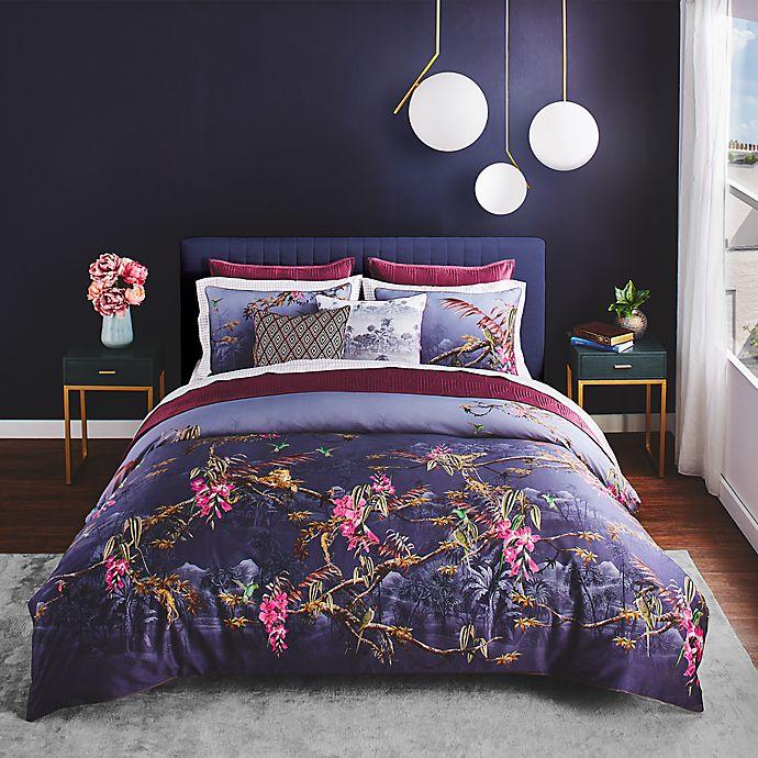 Alternate image 1 for Ted Baker London Hibiscus 3-Piece Comforter Set