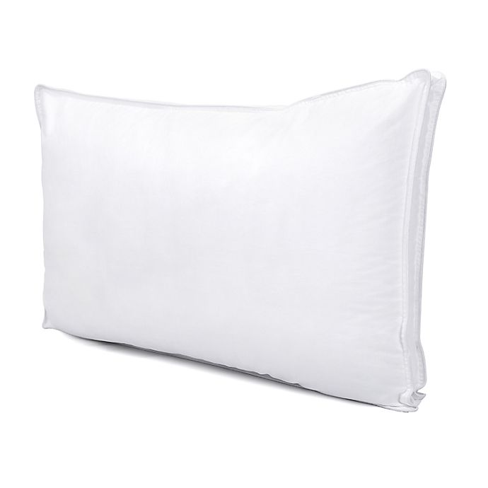 Alternate image 1 for I Can't Believe This Isn't Down Micro-Gel Down Pillow in White