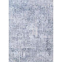 Couristan® Europa Amalthea 5'3 x 7'6 Area Rug in Mist