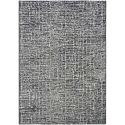 Couristan® Easton Gravelstone 6'6 x 9'6 Area Rug in Pewter