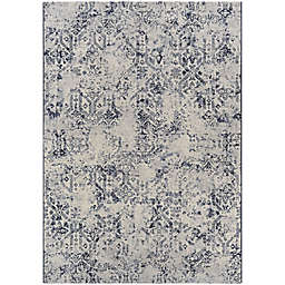 Couristan® Easton Antique Lace 6'6 x 9'6 Area Rug in Oyster