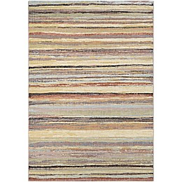 Couristan® Easton Vibe Rug in Neutral/Multi
