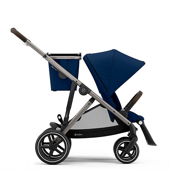 Alternate image 1 for CYBEX Gazelle S Stroller in Navy Blue