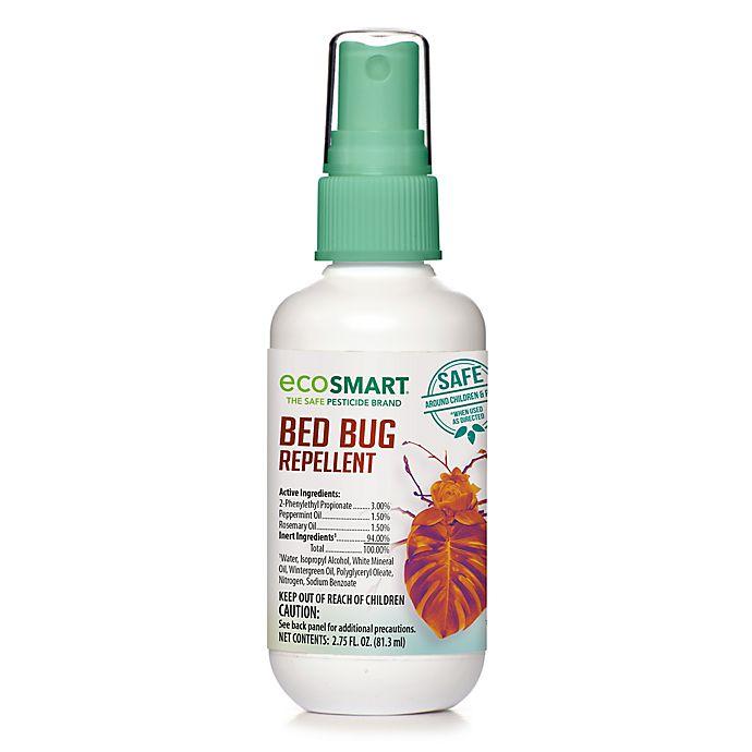 Alternate image 1 for EcoSmart 2.75 oz. Travel Size Bed Bug Repellant Spray