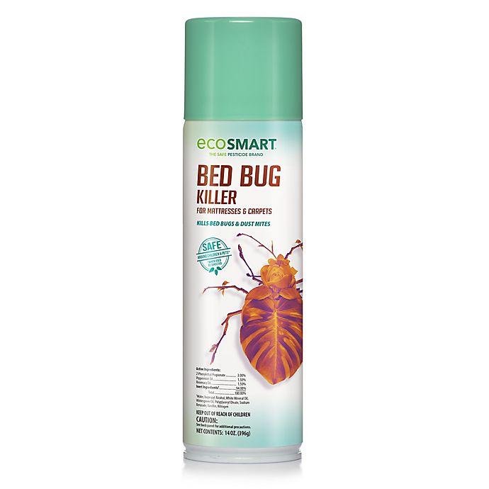 Alternate image 1 for EcoSmart 14 oz. Bed Bug Spray for Mattresses and Carpets