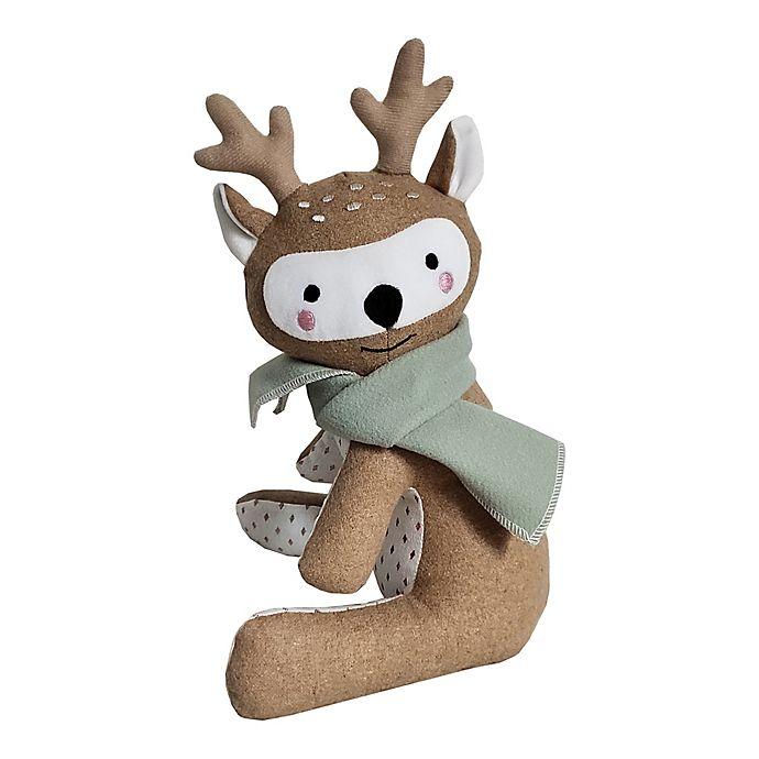 Alternate image 1 for Elements Deer Door Stopper in Brown