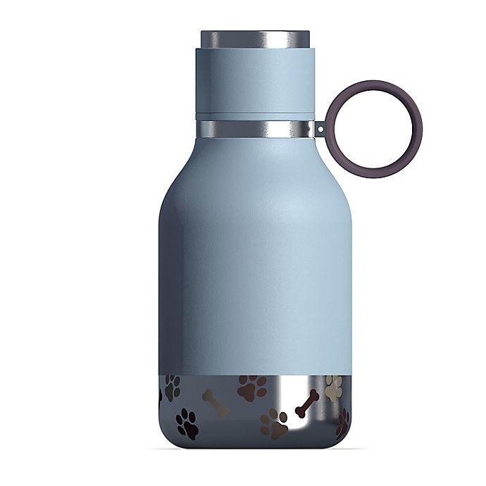 Alternate image 1 for ASOBU Stainless Steel Dog Bowl Water Bottle
