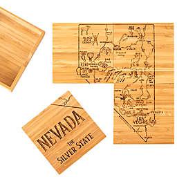 Totally Bamboo Nevada Puzzle 5-Piece Coaster Set