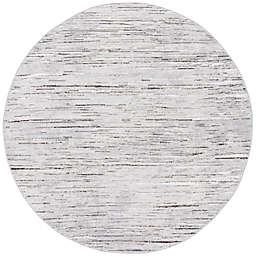 Safavieh Orchard 6'7 x 6'7 Lyman Area Rug in Light Grey