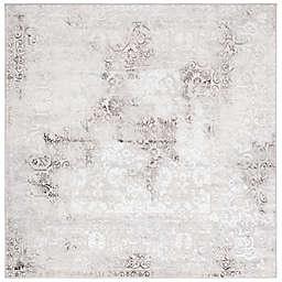 Safavieh Orchard 6'7 x 6'7 Jenkins Area Rug in Light Grey