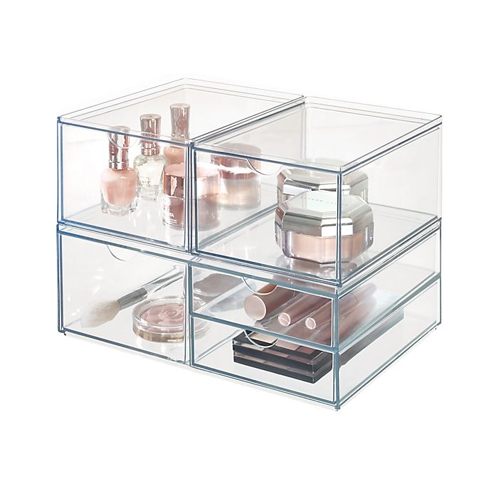 Alternate image 1 for iDesign Cosmetic Drawer Organizer