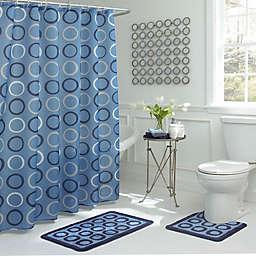 Terrell Geometric 15-Piece Bath Bundle Set