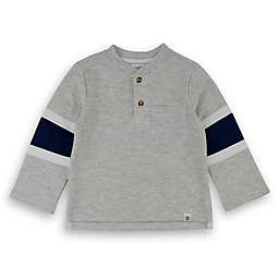 Sovereign Code™ Size 12M Henley Shirt in Grey