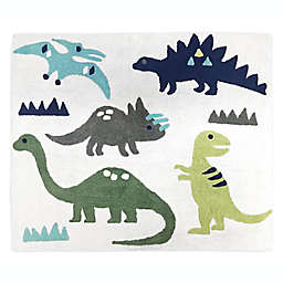 Sweet Jojo Designs® Mod Dinosaur 30-Inch x 36-Inch Accent Floor Rug