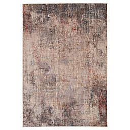 Vibe by Jaipur Living Kyson Area Rug in Taupe/Blue