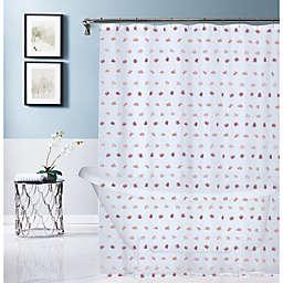 Dainty Home Oliana Shower Curtain