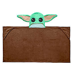 Star Wars™ Baby Yoda Hooded Towel