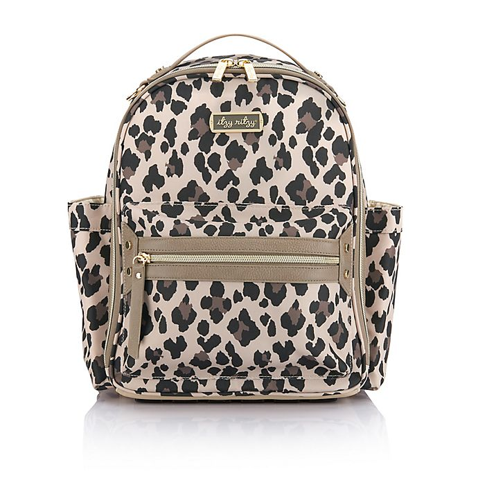 Alternate image 1 for Itzy Ritzy® Mini Backpack Diaper Bag