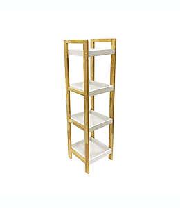 Mueble alto para baño SALT™ color blanco