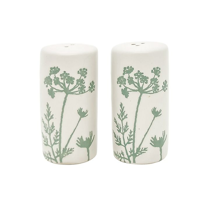 Alternate image 1 for Bee & Willow™ Home Springfield Salt and Pepper Shaker Set