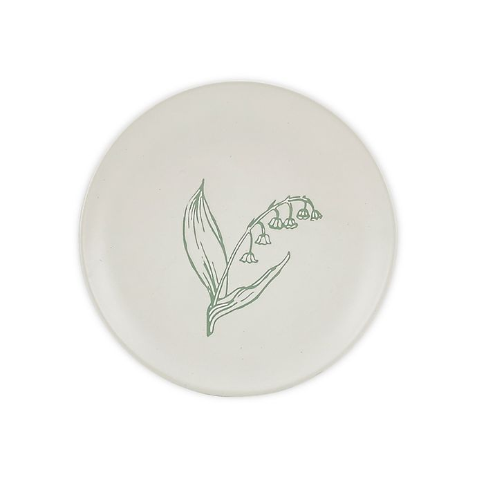 Alternate image 1 for Bee & Willow™ Home Springfield Appetizer Plate in Off White<br />