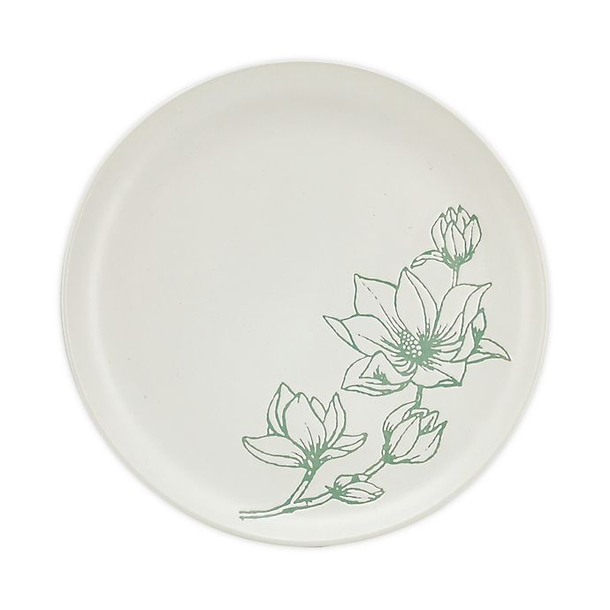 Alternate image 1 for Bee & Willow™ Home Springfield Dinner Plate in Off White