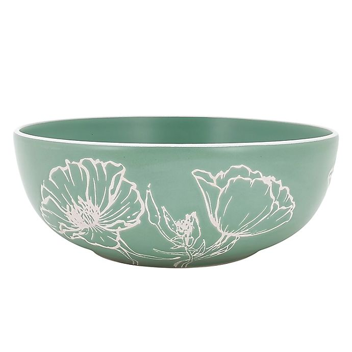 Alternate image 1 for Bee & Willow™ Home Springfield Serving Bowl in Mint