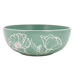 Bee & Willow™ Springfield Serving Bowl in Teal