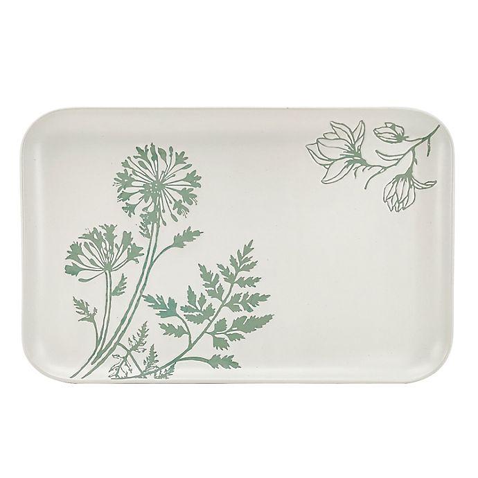 Alternate image 1 for Bee & Willow™ Home Springfield Rectangular Platter in White