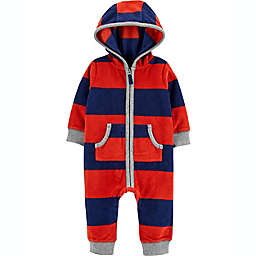 carter's® Raccoon Stripe Coverall