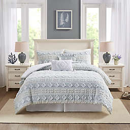 Harbor House Brice Cotton Jacquard 6-Piece Comforter Set