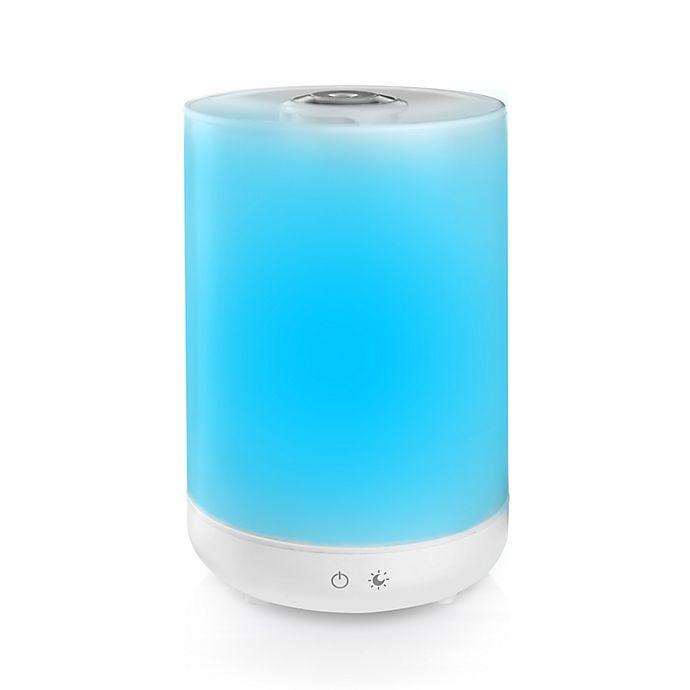 Alternate image 1 for Bell + Howell Top Fill Ultrosonic Humidifier in White