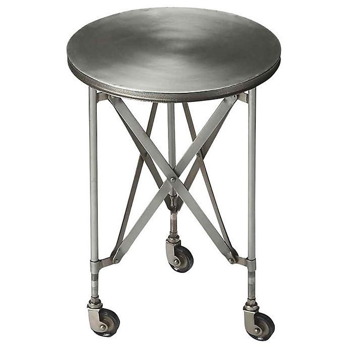 Alternate image 1 for Butler Specialty Company Costigan Accent Table in Silver