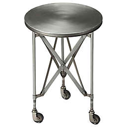Butler Specialty Company Costigan Accent Table in Silver
