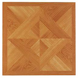 Achim Nexus 20-Pack 12-Inch Light Oak Floor Tiles