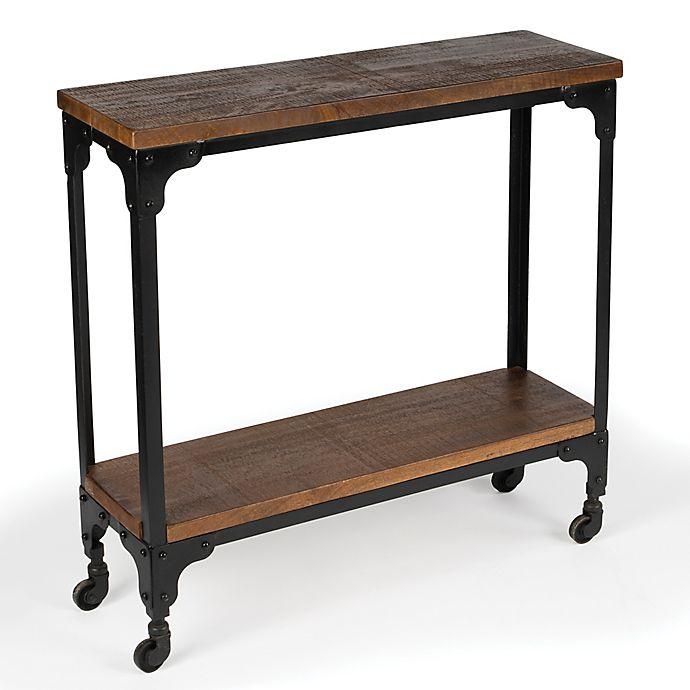 Alternate image 1 for Butler Specialty Company Gandolph Industrial Chic Console Table
