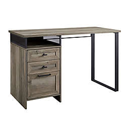 Forest Gate 47.5-Inch 3-Drawer Computer Desk