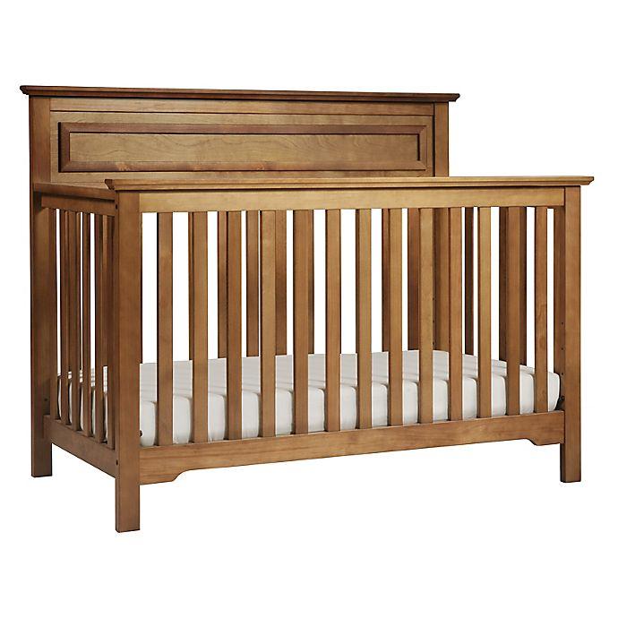 Alternate image 1 for DaVinci Autumn 4-in-1 Convertible Crib in Chestnut