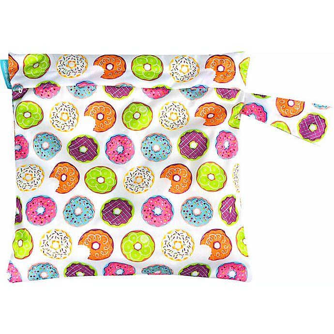 Alternate image 1 for Charlie Banana® Donut Waterproof Diaper Tote Bag
