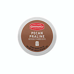 Community Coffee® Pecan Praline Coffee for Single Serve Coffee Makers 24-Count